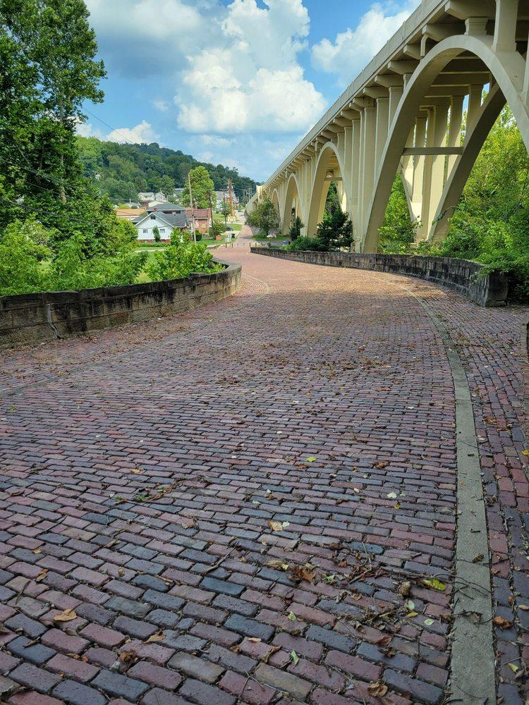 Blaine S Bridge: Pasko Rd, Bridgeport, OH