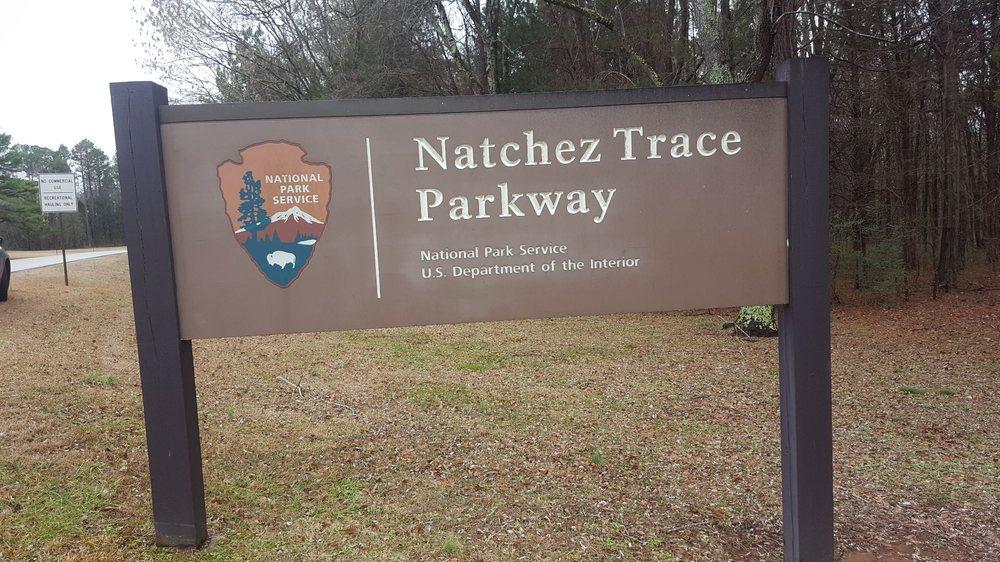 Natchez Trace Parkway: 599 Buzzard Roost Rd, Cherokee, AL