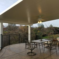 Elegant Photo Of Sunroom Systems   Loomis, CA, United States. Solid Insulated Patio  Cover