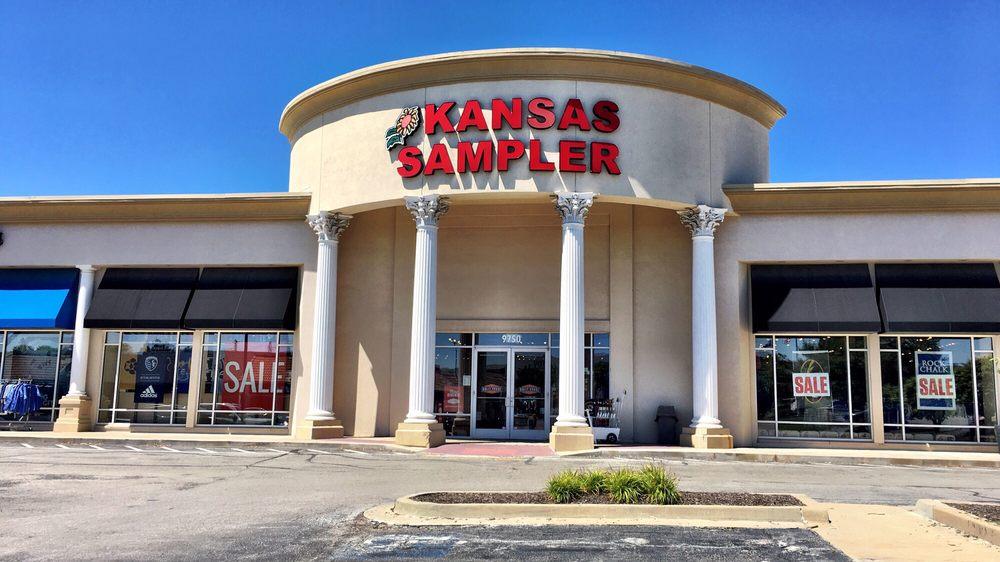 Kansas Sampler Oak Park