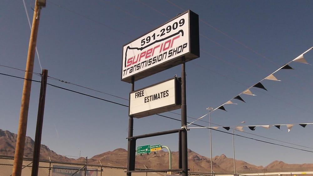 Superior Transmission Shop