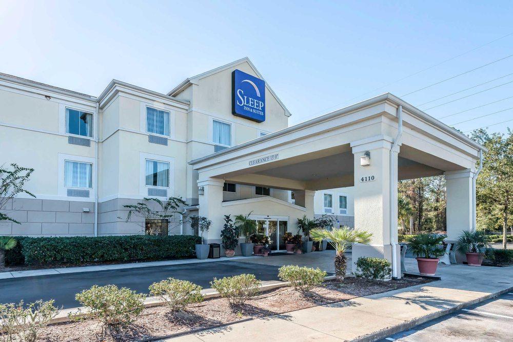 Sleep Inn & Suites University/Shands: 4110 SW 40th Blvd, Gainesville, FL