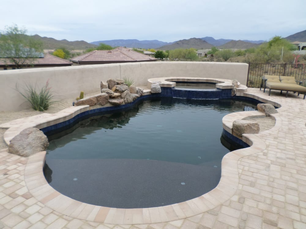 Rolled bond beam paver conversion new tile yelp - Bobs swimming pool service and repair ...