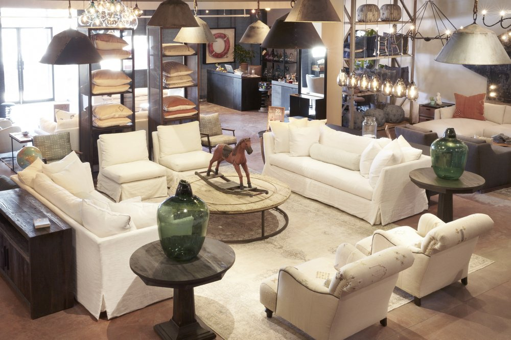 Photo Of Cisco Home Santa Monica Ca United States Seda Sofa Setting