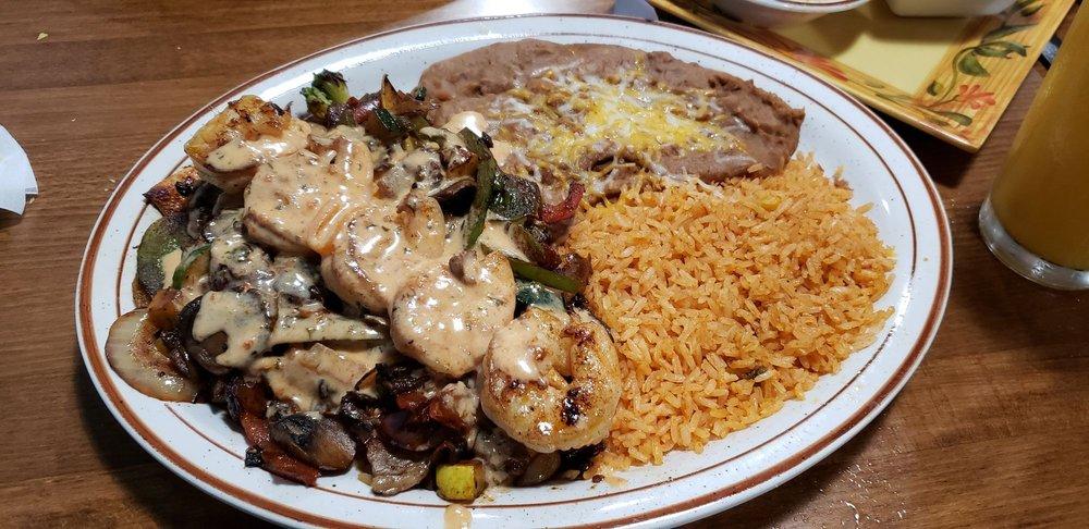 Charros Mexican Restaurant: 1044 Copperfield Blvd NE, Concord, NC