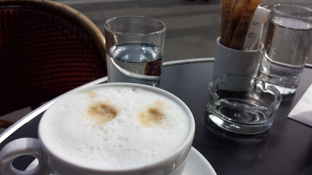 Cafe Le Zimmer Paris Yelp