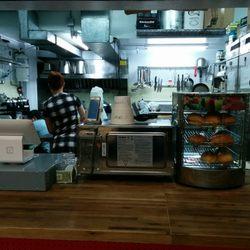 Photo Of Pushkin San Francisco Ca United States Restaurant Kitchen