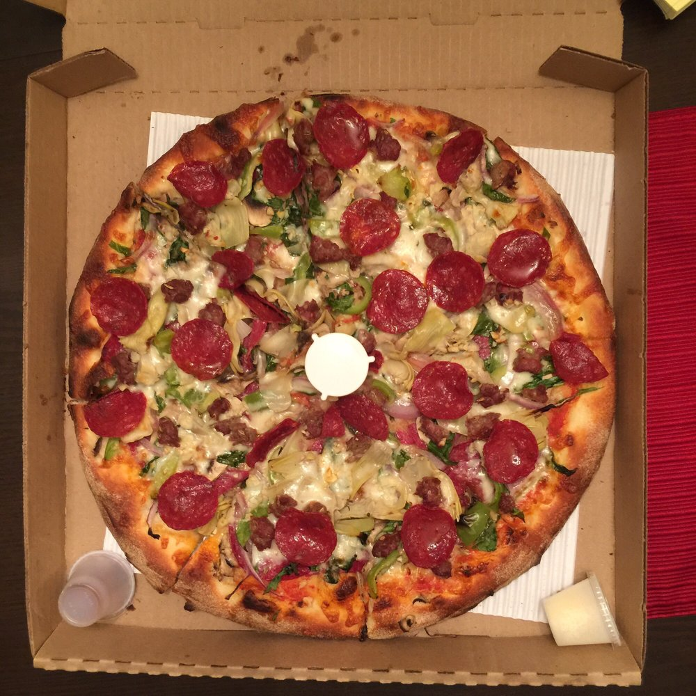 Marina Pizza And Caffe Order Food Online 84 Photos