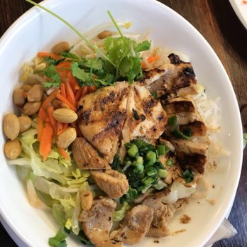 Photo Of Berni Vietnamese Restaurant San Antonio Tx United States Grilled En