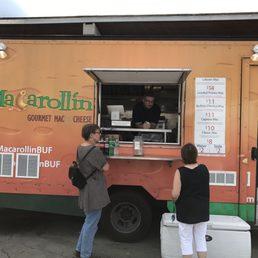Macarollin Food Truck Rochester Ny