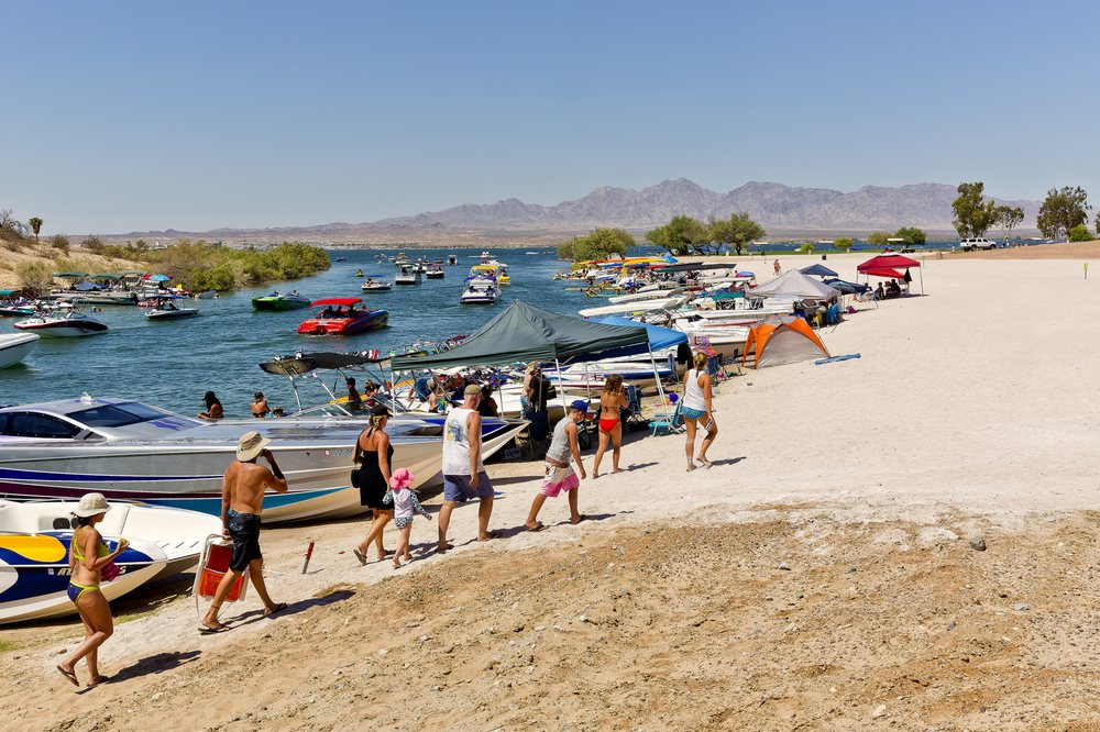 Lake Havasu State Park: 699 London Bridge Rd, Lake Havasu City, AZ