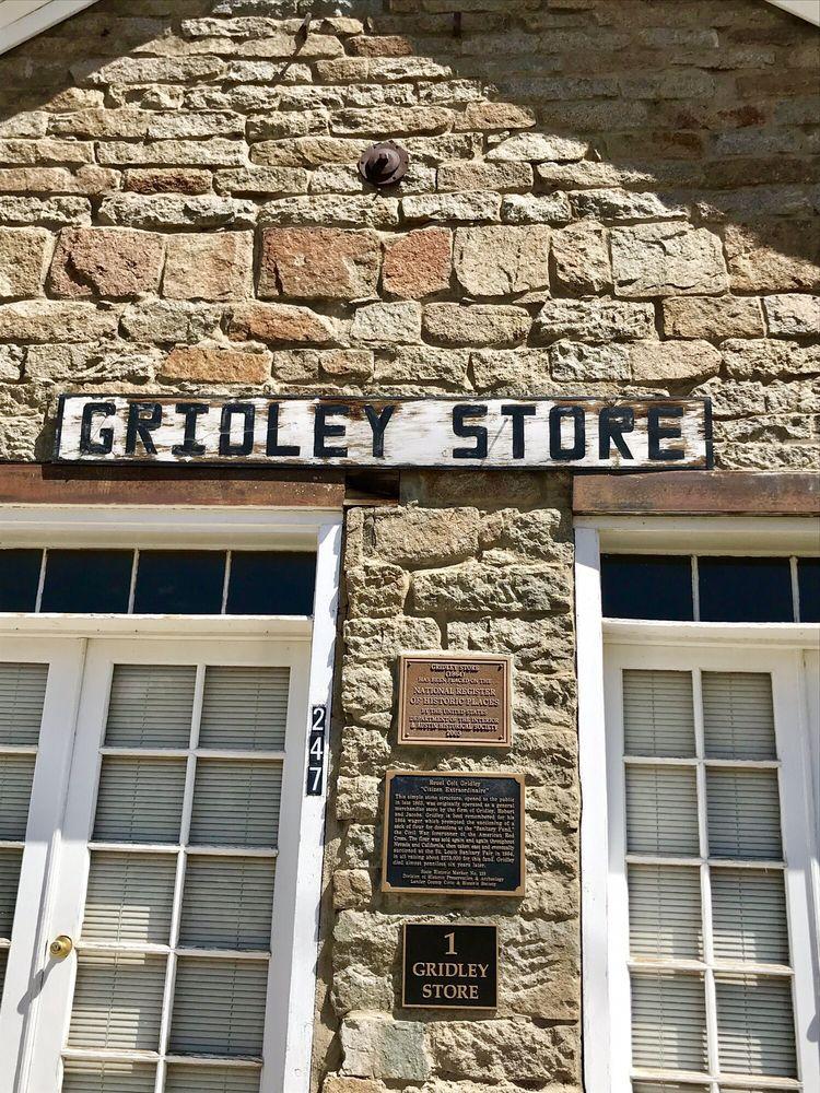 Gridley Store Museum: 180 Main St, Austin, NV