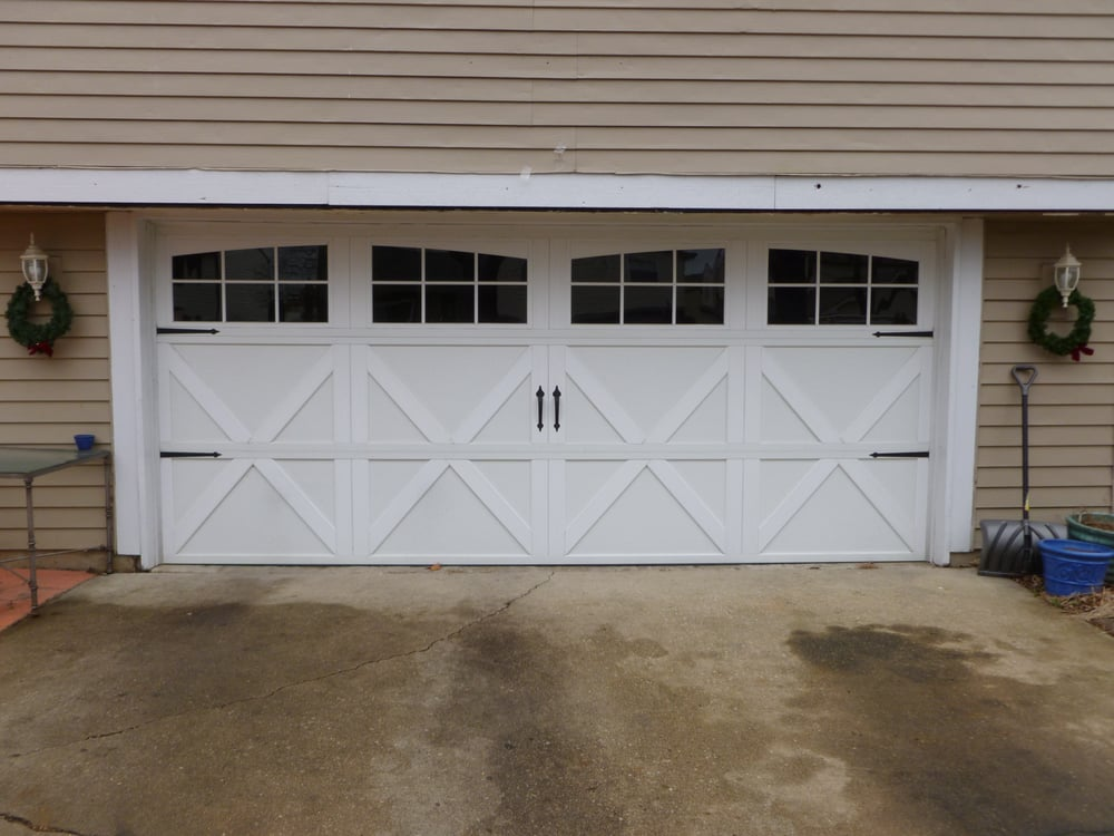 arbe garage doorsDaughertys Overhead Garage Doors  Garage Door Services  5030