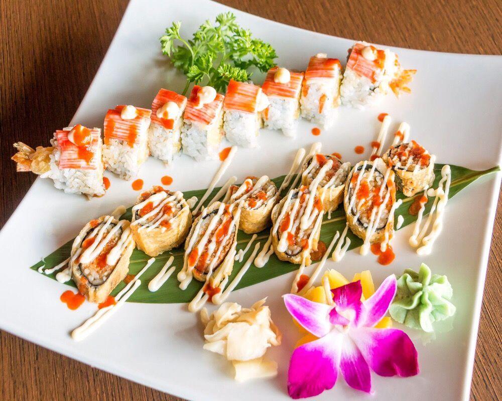 Yama Sushi Roll House: 1501 Cedar Rd, Chesapeake, VA