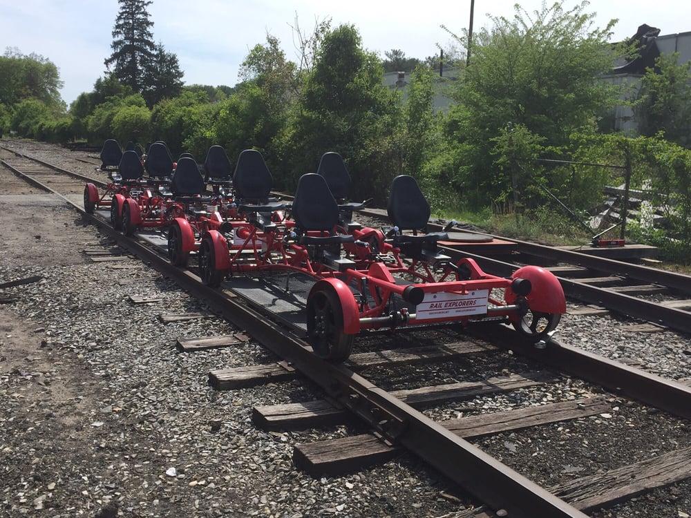Rail Explorers Delaware Division