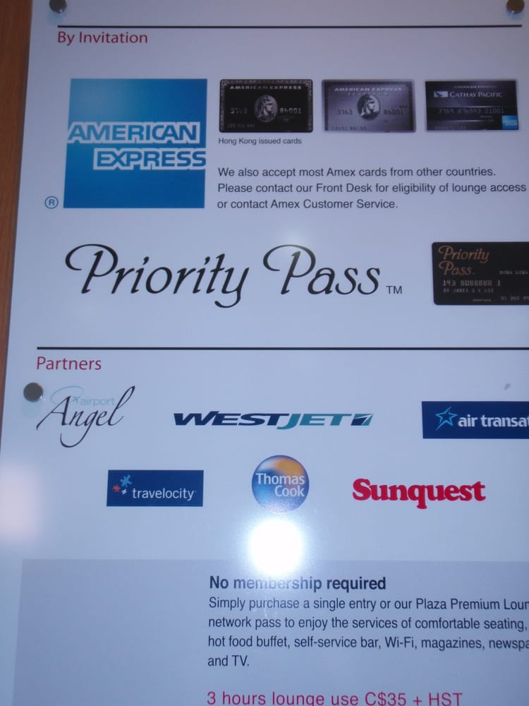 Priority Pass Lounge Airport Lounges Mississauga On