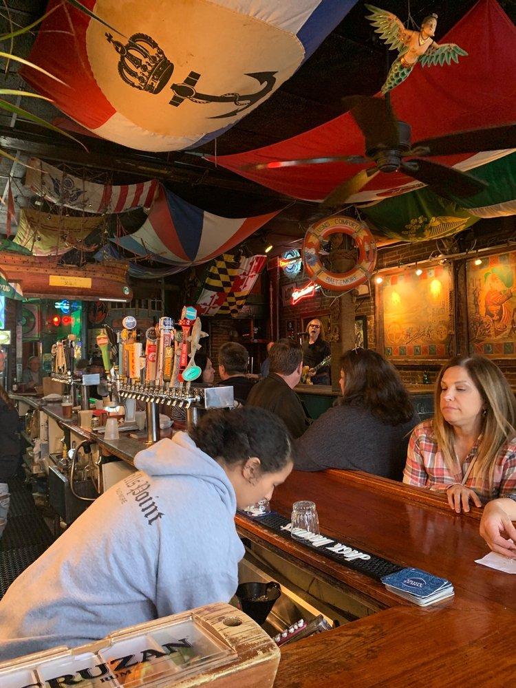 Cat's Eye Pub: 1730 Thames St, Baltimore, MD