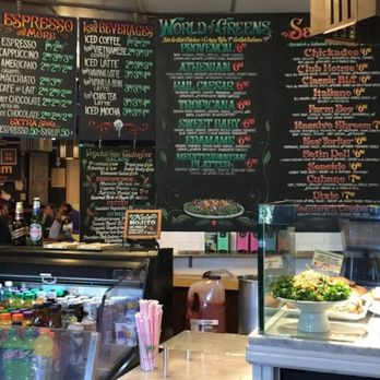 Coho Cafe Stanford Menu
