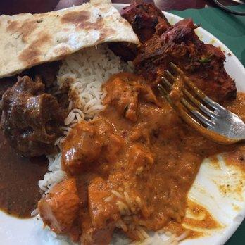 Vedas Indian Restaurant Menu