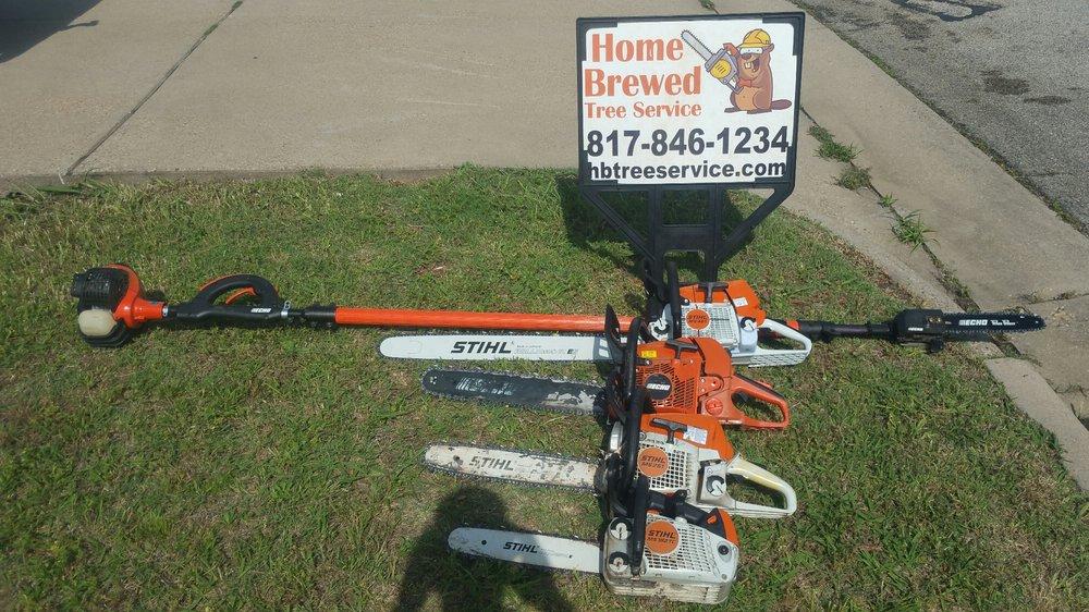 Home Brewed Tree Service: Alvarado, TX