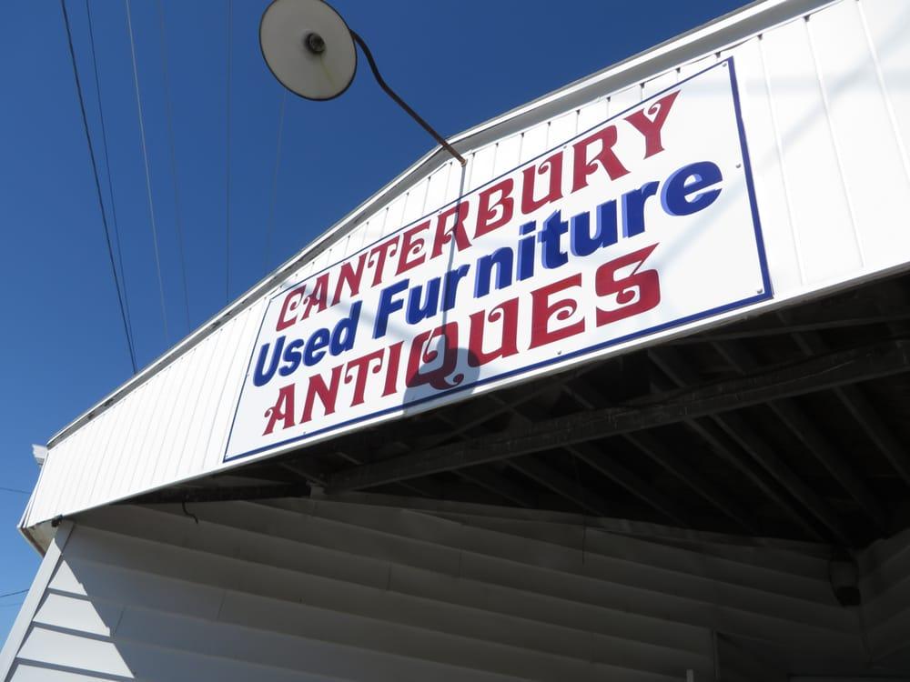 Canterbury Used Furniture Store: 8916 S Dupont Hwy, Felton, DE