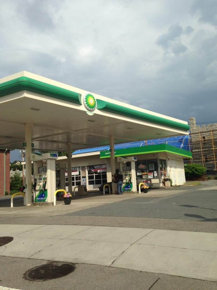 BP Gas Station Of Milford -- 61 Main Street / Route 16, Milford