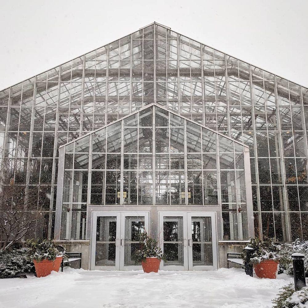 Roger Williams Park Botanical Center: 1000 Elmwood Ave, Providence, RI