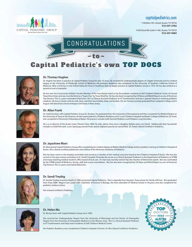 Capital pediatric group 11 reviews pediatricians 4100 duval rd capital pediatric group 11 reviews pediatricians 4100 duval rd milwood austin tx phone number yelp altavistaventures Image collections