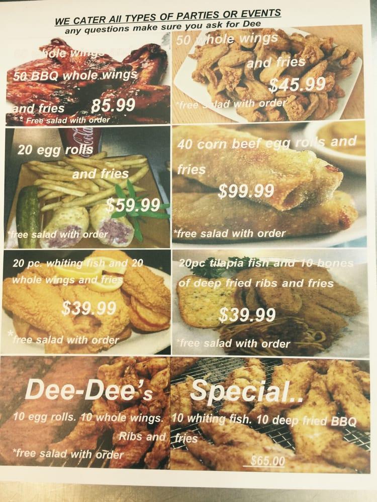 D-Dee's Corn Beef: 3909 Middlebelt Rd, Inkster, MI