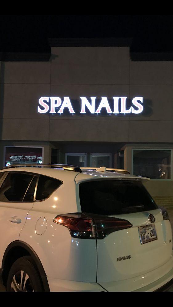 Spa Nails: 122 E Main St, Holdenville, OK