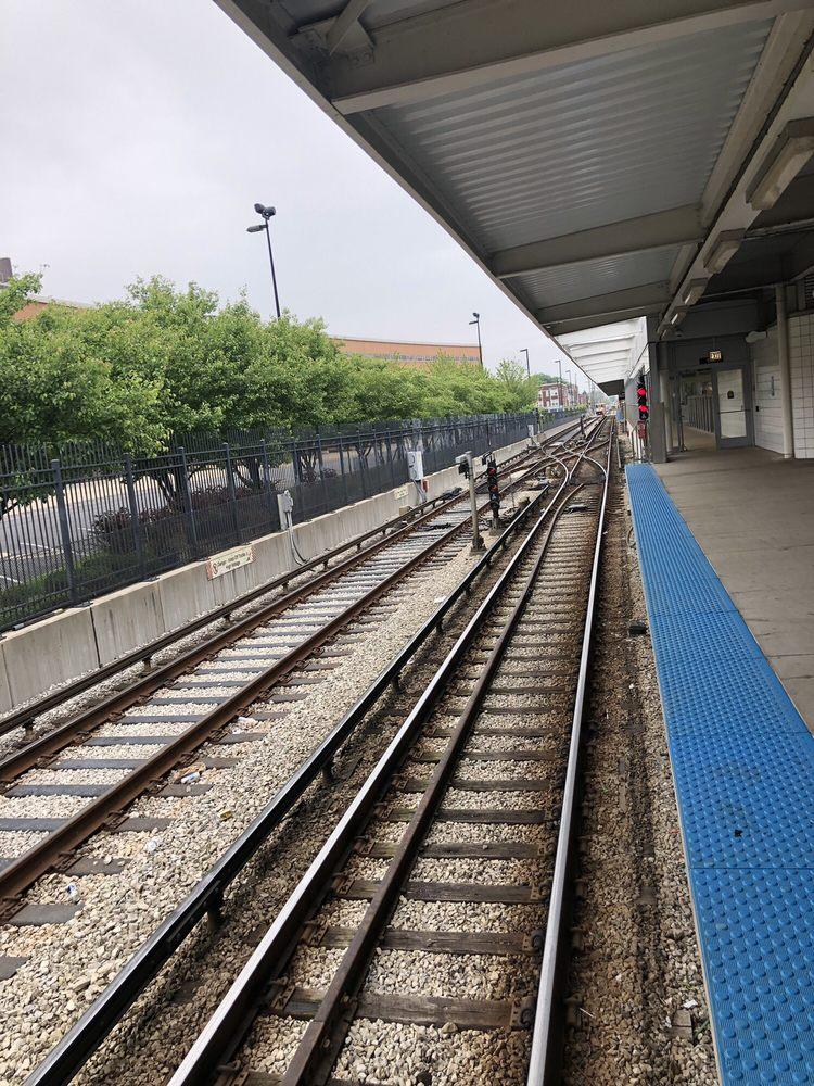 CTA - 54th/Cermak [Pink]: 2151 S 54th Ave, Cicero, IL
