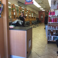 Fantastic Sams offers haircuts and styling for men, women and children. Its services include straightening, coloring, highlights, texturizing, beard trims, facial waxing and rejuvenating hair treatments for damaged hair.8/10(4).