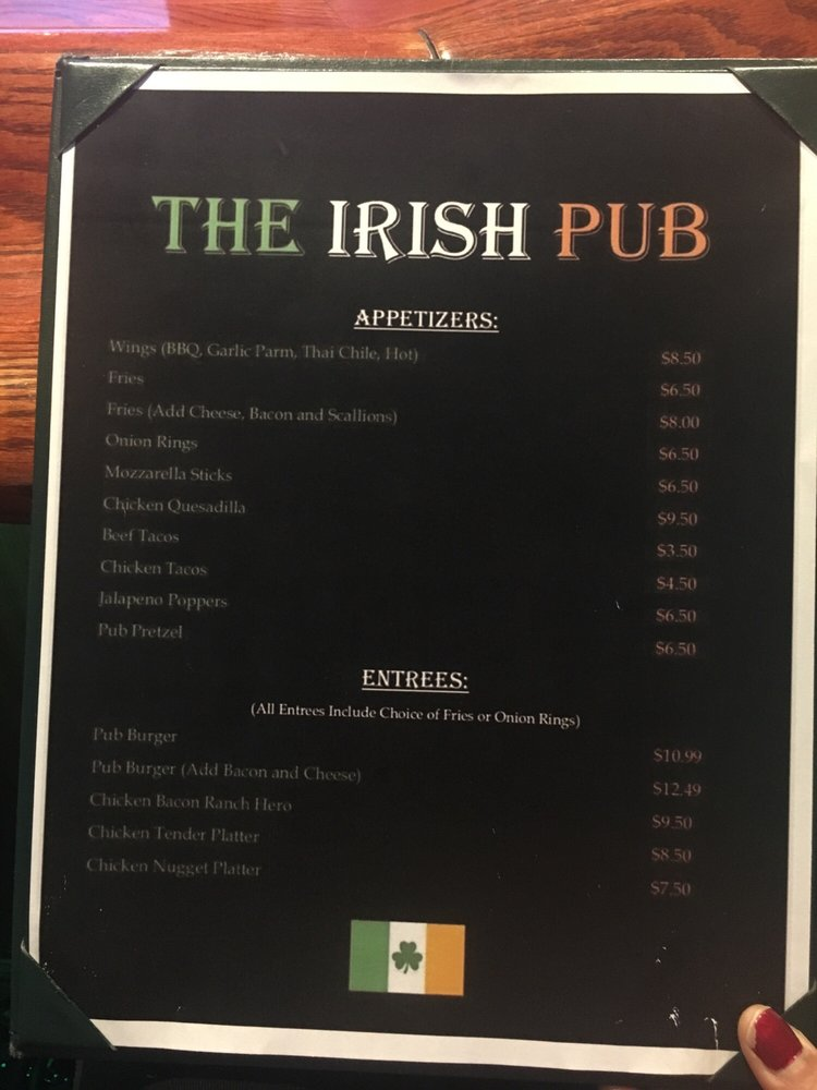 The Irish Pub: 834 Merrick Rd, Baldwin, NY