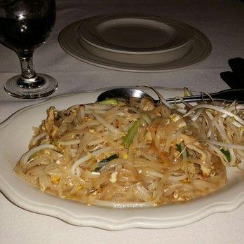 Thai Food Randolph Ma