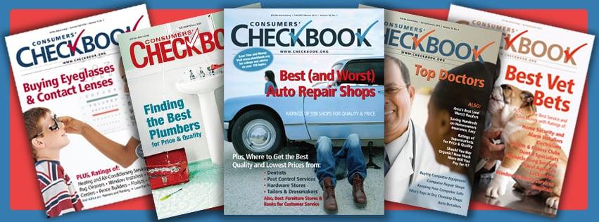 Consumers Checkbook Magazine