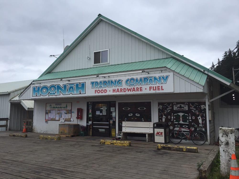 Hoonah Trading Company: Hoonah, AK