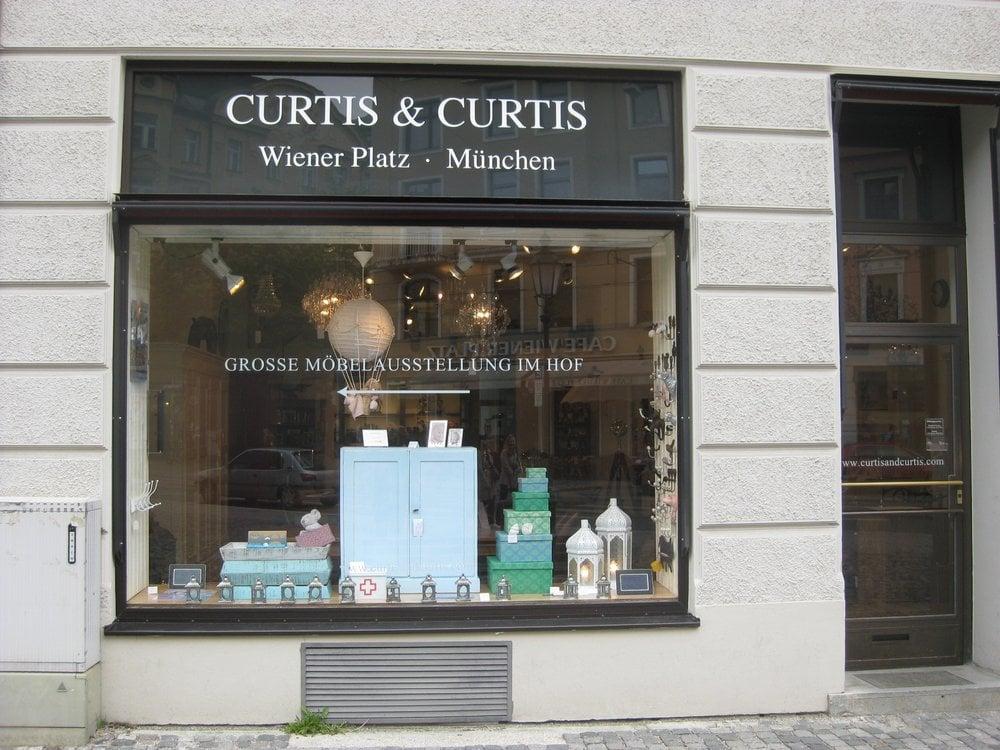 Curtis & Curtis - Antiquitäten - Wiener Platz 8, Haidhausen ...
