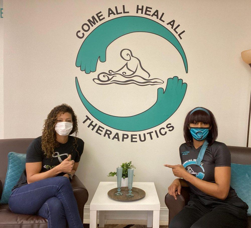 Come All Heal All Therapeutics