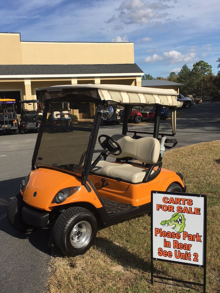 Crazy Gatorland Carts: 945 S Cogswell Dr, Silver Lake, WI