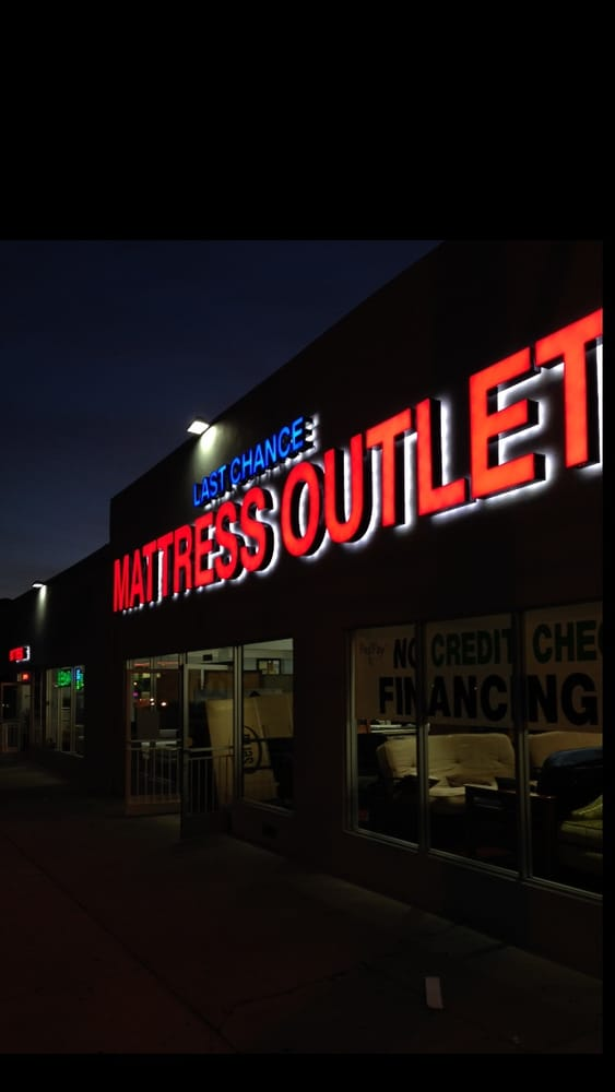 s for Last Chance Mattress Outlet Yelp