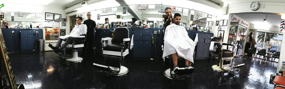 barber shop hangs with barbers arya and angel yelp. Black Bedroom Furniture Sets. Home Design Ideas