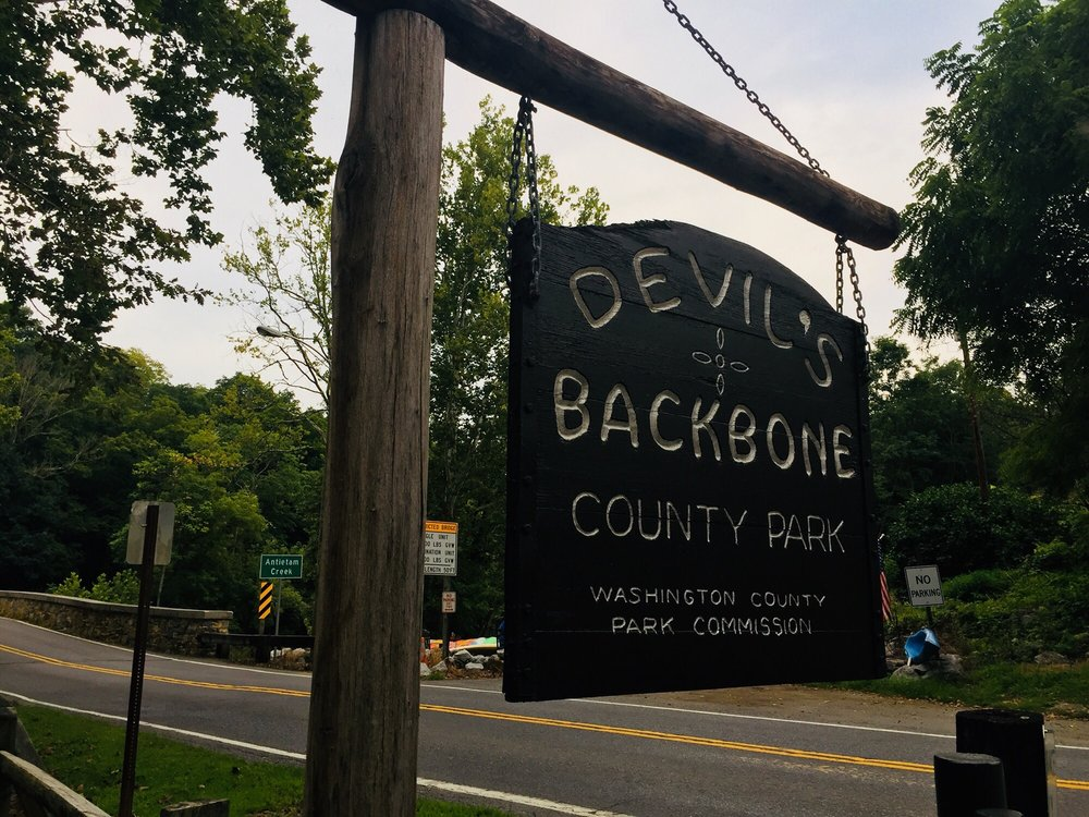 Devil's Backbone Park: 18934 Lappans Rd, Boonsboro, MD
