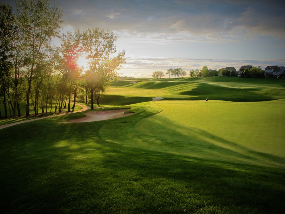The Legacy Golf Club: 400 Legacy Pkwy, Norwalk, IA