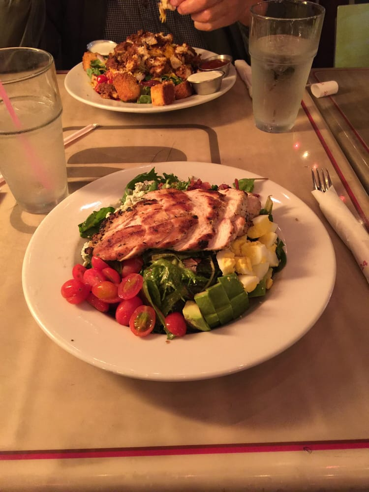 Kitchen cobb salad yelp for Kitchen 24 west hollywood