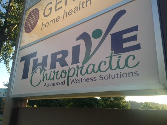 Thrive Chiropractic Advanced Wellness Solutions: 1230 Northwood Center Ct, Coeur d'Alene, ID
