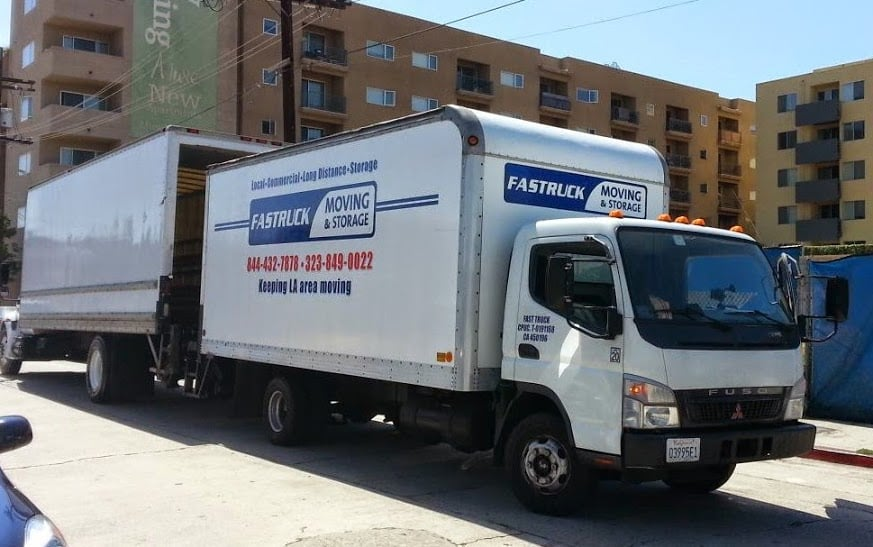 Fastruck Moving Company