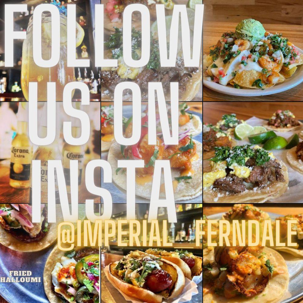 Imperial: 22828 Woodward Ave, Ferndale, MI