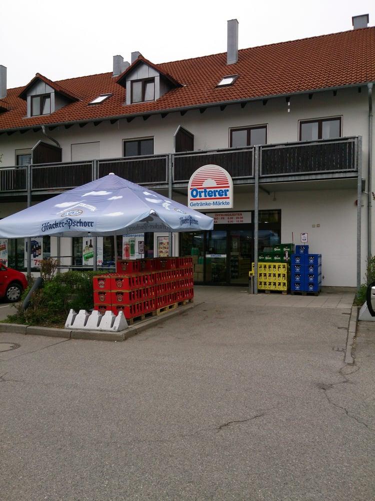 Orterer Getränkemarkt - Beverage Store - Estinger Str. 1, Maisach ...