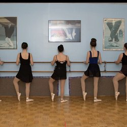 821572a4d11ab Photo of Sande Mule' Dance Academy - Wrightstown, PA, United States.  Practice