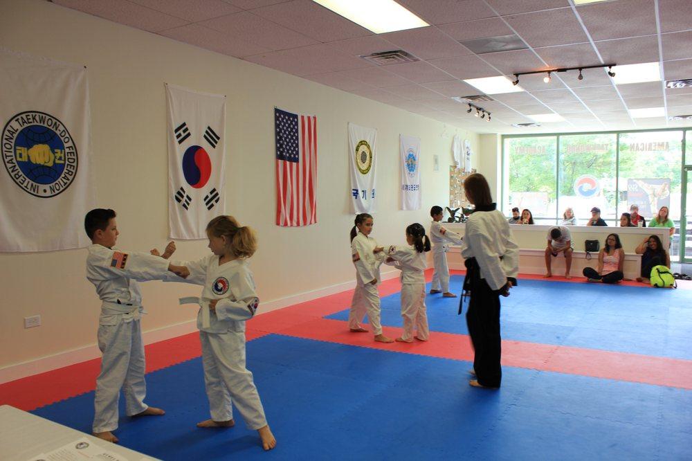 American Taekwondo Academy: 2306 Essington Rd, Joliet, IL